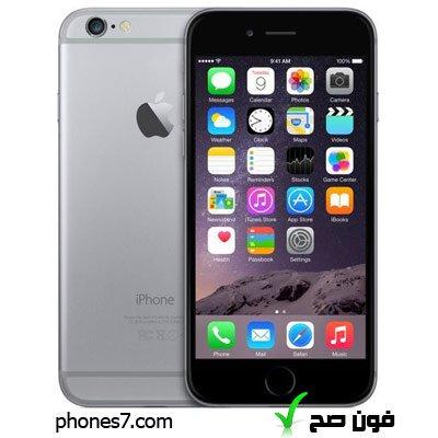 ايفون 6 سعر اليوم مواصفات مميزات عيوب Iphone 6 فون صح